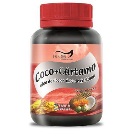 oleo-de-cartamo---oleo-de-coco-1000mg-60-capsulas