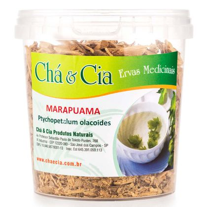 cha-de-marapuama