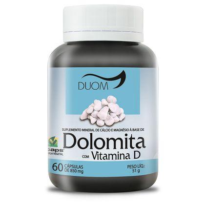 dolomita---vitamina-d-60-capsulas