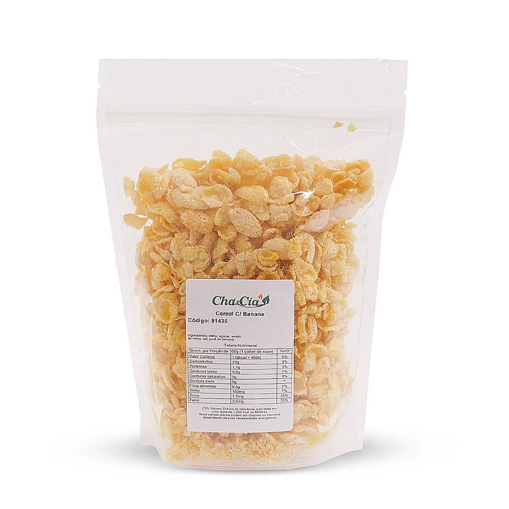 Cereal C/ Banana A Granel 200g