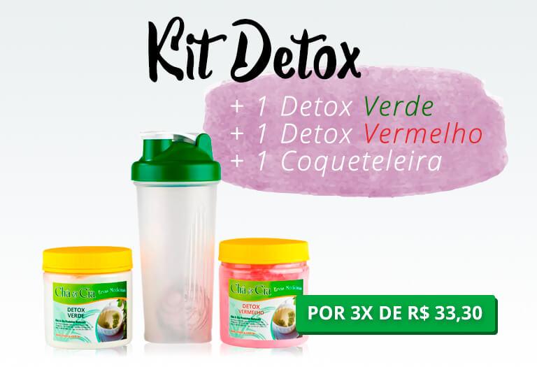 Kit detox